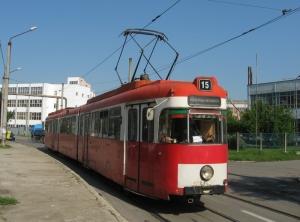 #15 GT8, Autor: Radu Czech, TRAMCLUB.ORG