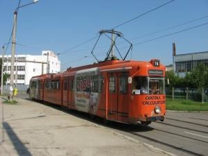 #16 GT8, Autor: Radu Czech, TRAMCLUB.ORG
