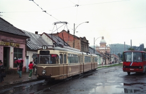 #18 GT8 (+ Ikarus 280), Autor: Stefan Spengler, TRANSIRA.RO