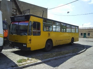 #14 Dac 112 UDM, Autor: Visor, TRANSIRA.RO
