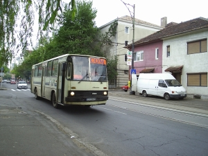 #24 Ikarus 260, Autor: Visor, TRANSIRA.RO