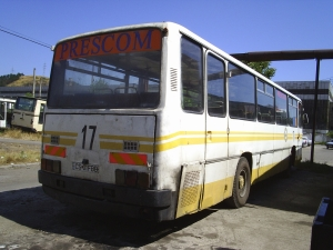 #17 Ikarus 255, Autor: Visor, TRANSIRA.RO