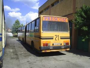 #21 Ikarus 280, Autor: Visor, TRANSIRA.RO